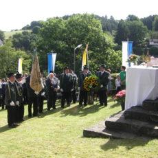 Traditionelles Schützenfest in Selbach (Sieg)