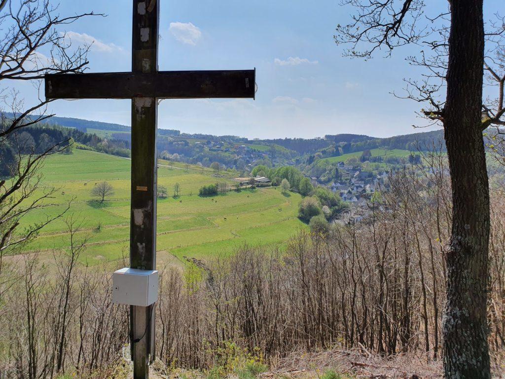 Kreuz an der Elgenhardt
