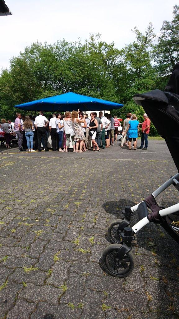 Schützenfest in Selbach (Sieg)