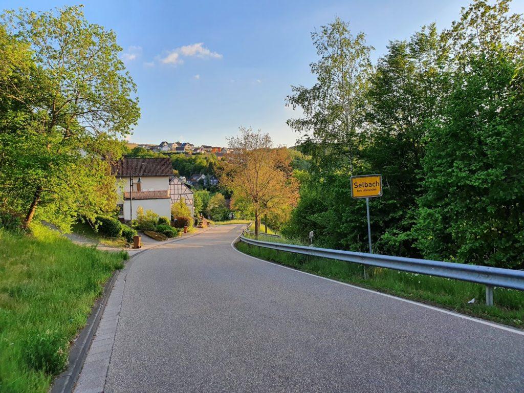 Ortseingang Selbach