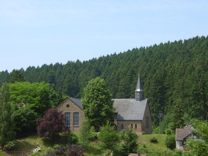 Kirche St. Anna in Selbach (Sieg)