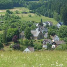 Kirche in Selbach (Sieg)