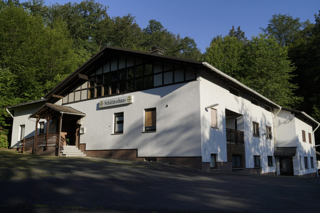 Schützenhaus in Selbach (Sieg)