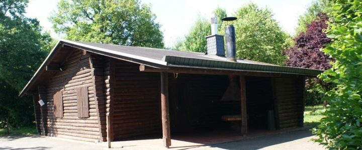 Grillhütte in Selbach (Sieg)