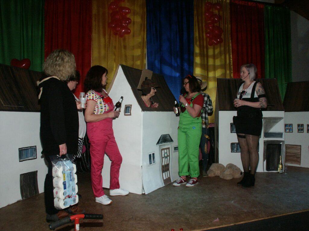 Karneval in Selbach (Sieg)
