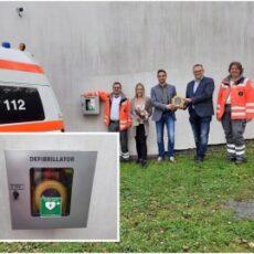 """Zwei """"First Responder"""" und Defibrillator sorgen für mehr medizinische Sicherheit"""